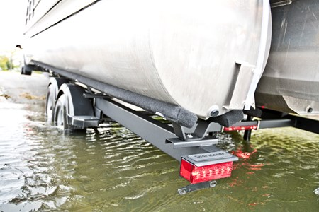 ShoreLandr Pontoon Trailer